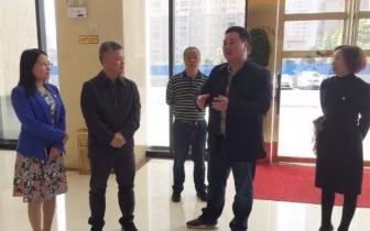 """刘汉球到英德市、佛冈县开展""""深调研"""""""