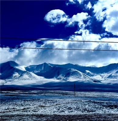 甘肃乌鞘岭:回首更疑天路近,恍然身在白云中