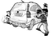 4名技校生疯狂盗窃 学到的汽修技术用在了偷车上