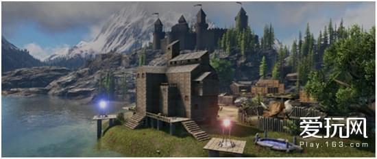 《黑暗与光明》建筑不是建造 城堡才是男人的追求