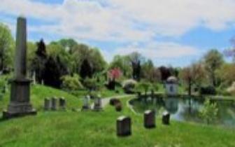 公园式公墓人气旺 成为美国热门旅游地