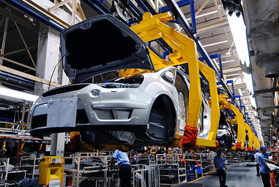 重庆前两月规上工业总产值3634亿