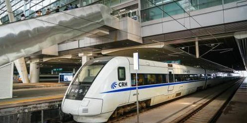 金普城际铁路今年将通车试运行