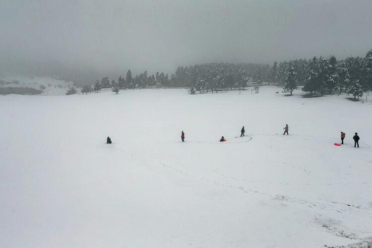 """""""小雪""""节气至 武隆将进入冰雪旅游季"""