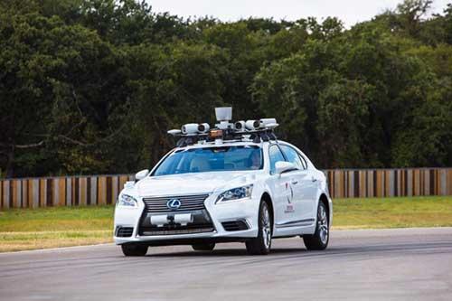 受Uber事故影响 丰田暂停美国自动驾驶测试