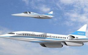 首架Boom超音速客机2020年试飞 速度将超所有客