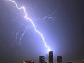 吉林省气象台13时许发布雷电黄色预警