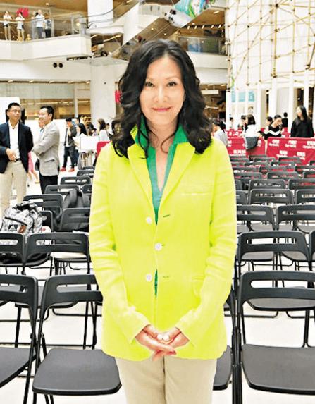 陈慧珊修读博士第2年 称年底很忙会和老公上节目