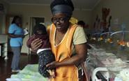 探访南非弃婴收容所