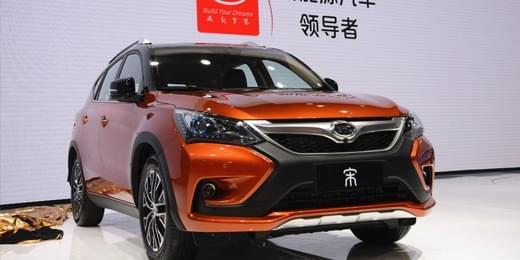 5月全球电动车销量 比亚迪获单品牌第一