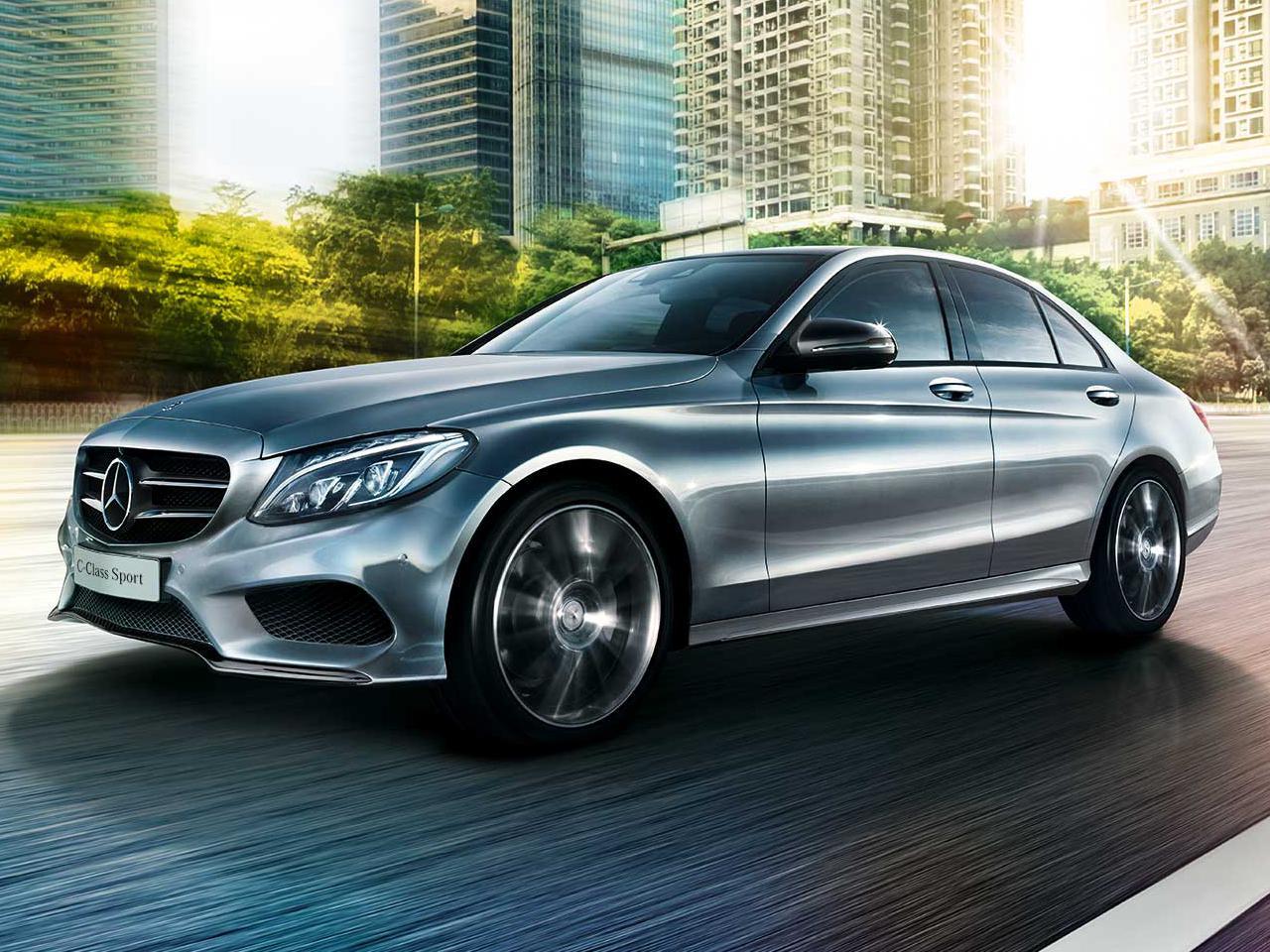 售31.68万元 奔驰C 200 成就特别版上市