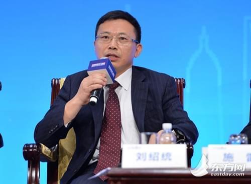 刘绍统:支持创投公司发行债券进行融资