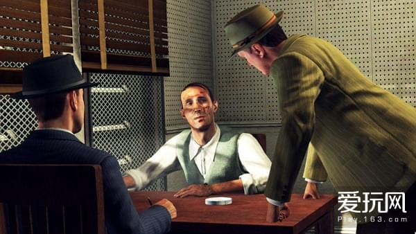 8、拉斯蒂与菲尔普斯一同审讯疑犯