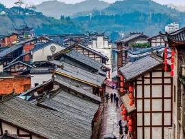 重庆旅游铜梁安居古城需要你的支持