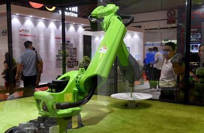 高科技闪耀第二十一届北京科博会