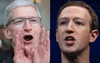 苹果联合创始人高调宣布弃用Facebook是什么梗?