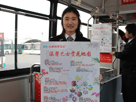 青岛最全赏花攻略亮相公交车 还有乘车指南