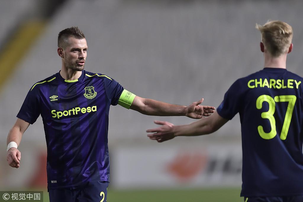 欧联-埃弗顿3-0仍出局 亚特兰大拉齐奥头名出线