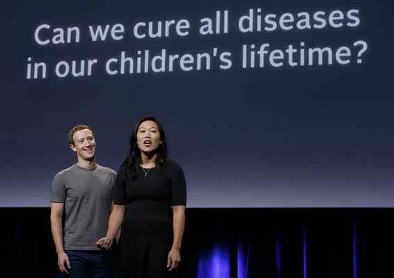 扎克伯格想用30亿美元,解决人类所有的疾病