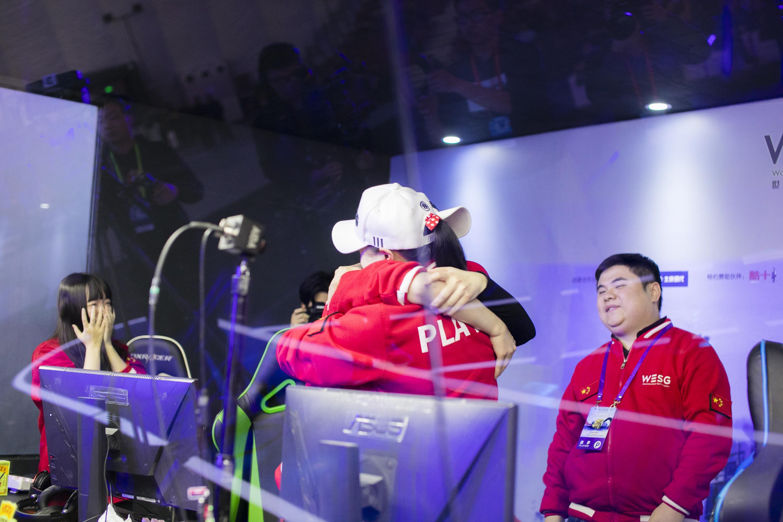 翻盘?翻盘!Etab荣获WESG2017亚太总决赛CSGO女子组冠军