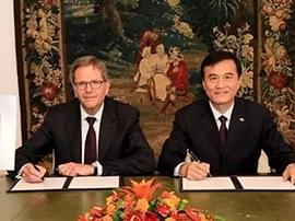 双积分办法公布 中国企业应建联盟巩固优势