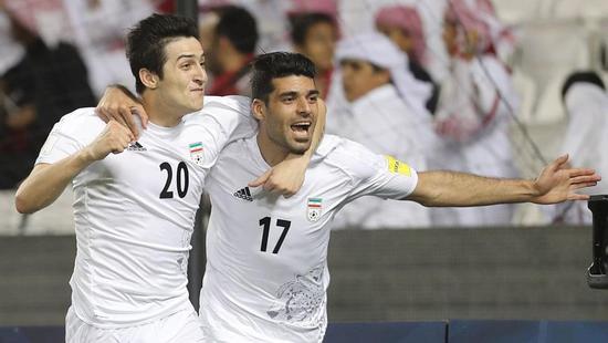 12���-波斯�F�T提前2��x�世界杯 伊朗2-0�跗�