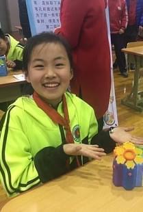 石家庄市第二届中小学生3D创意设计大赛举行