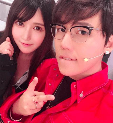 中樱桃艺人乔玉受邀参加超级红人节