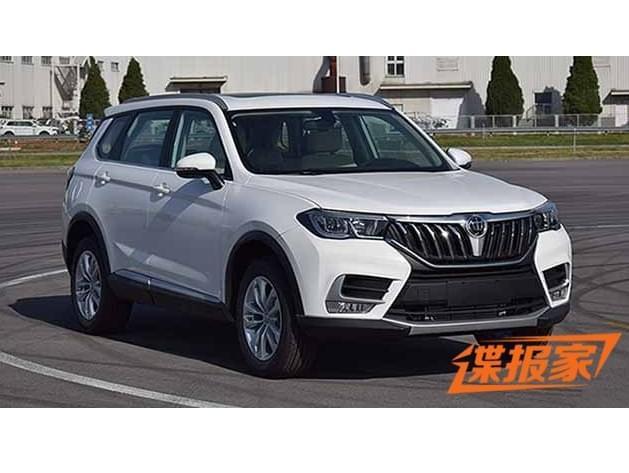 具备宝马品控水平 中华中型SUV明年上市