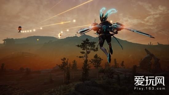 《星际战甲》开放世界区域上线 新英雄Gara登场