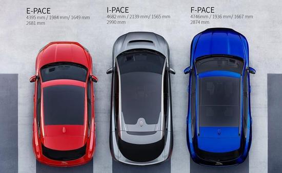 日内瓦车展将公布售价 捷豹I-PACE官图发布