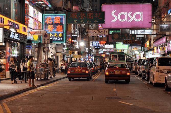 这居然是香港?那么多好地方只有会玩的人才能发现!