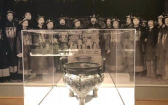"""青铜大展""""吉金鉴古"""":皇室与文人的青铜收藏"""