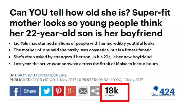 """轻松一刻:帅小伙单身多年,都是""""母子情侣照""""惹的祸?图片"""