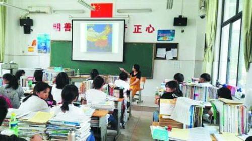 女教师上午上高考前最后一课 下午无缝对接生子