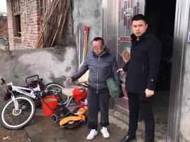 郴州安仁警方破获彭某系列盗窃案 破案8起