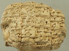 苏美尔学:人类历史上最早的文明与文字