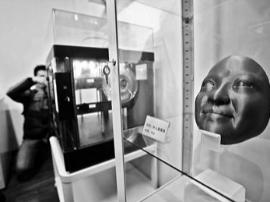 八宝山殡仪馆3D打印遗体:逝者面部10小时内完成