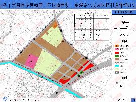 溪南镇三二四国道西侧规划公示