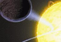 """1400光年外有颗""""黑星星"""" 这行星能吸收94%可见光"""