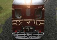 """世界首辆""""零排放""""火车在澳洲运行 可载客近百名"""