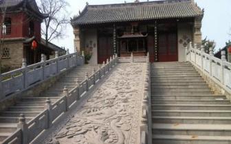 商丘清凉寺:皇家寺院话沧桑