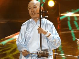 """""""出彩中国人""""二胡大师将传统乐器奏出国际范儿"""