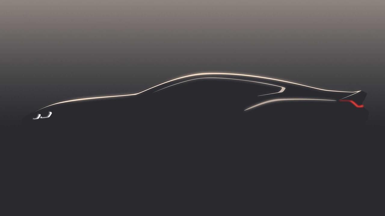 旗舰重生 宝马全新8系概念车预览图发布