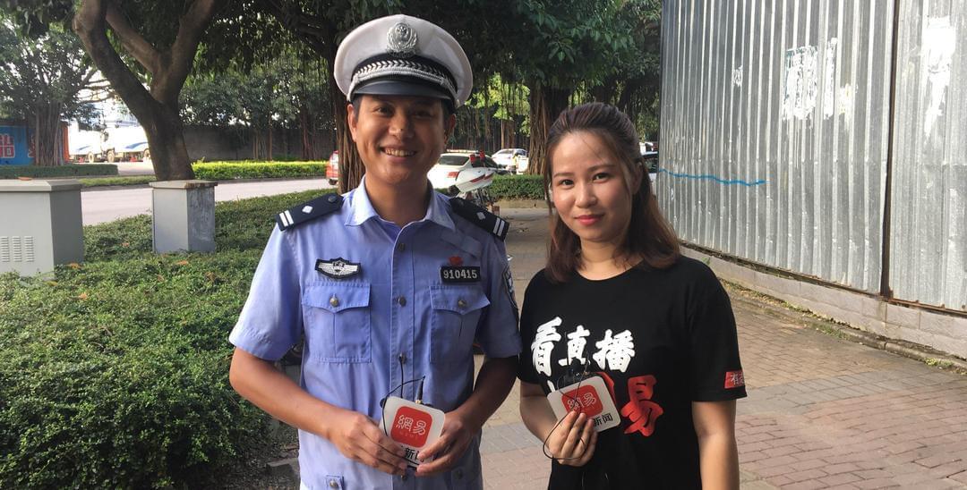 回顾:看南宁交警如何治理超员超载电动车