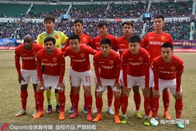 中甲-穆里奇破门阿洛助攻,梅县客场2-1逆转黑龙江