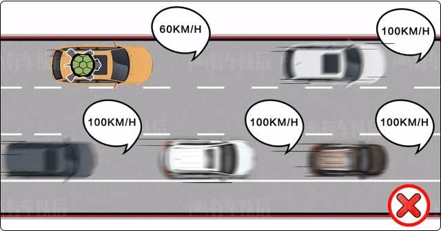 跑高速如果能做到这6点,就能击败99%的老司机!