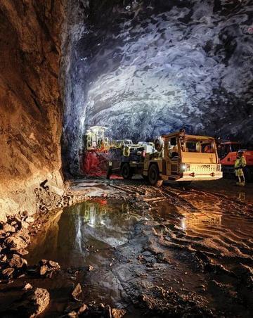 芬兰建永久核废料处理库 存满需一世纪