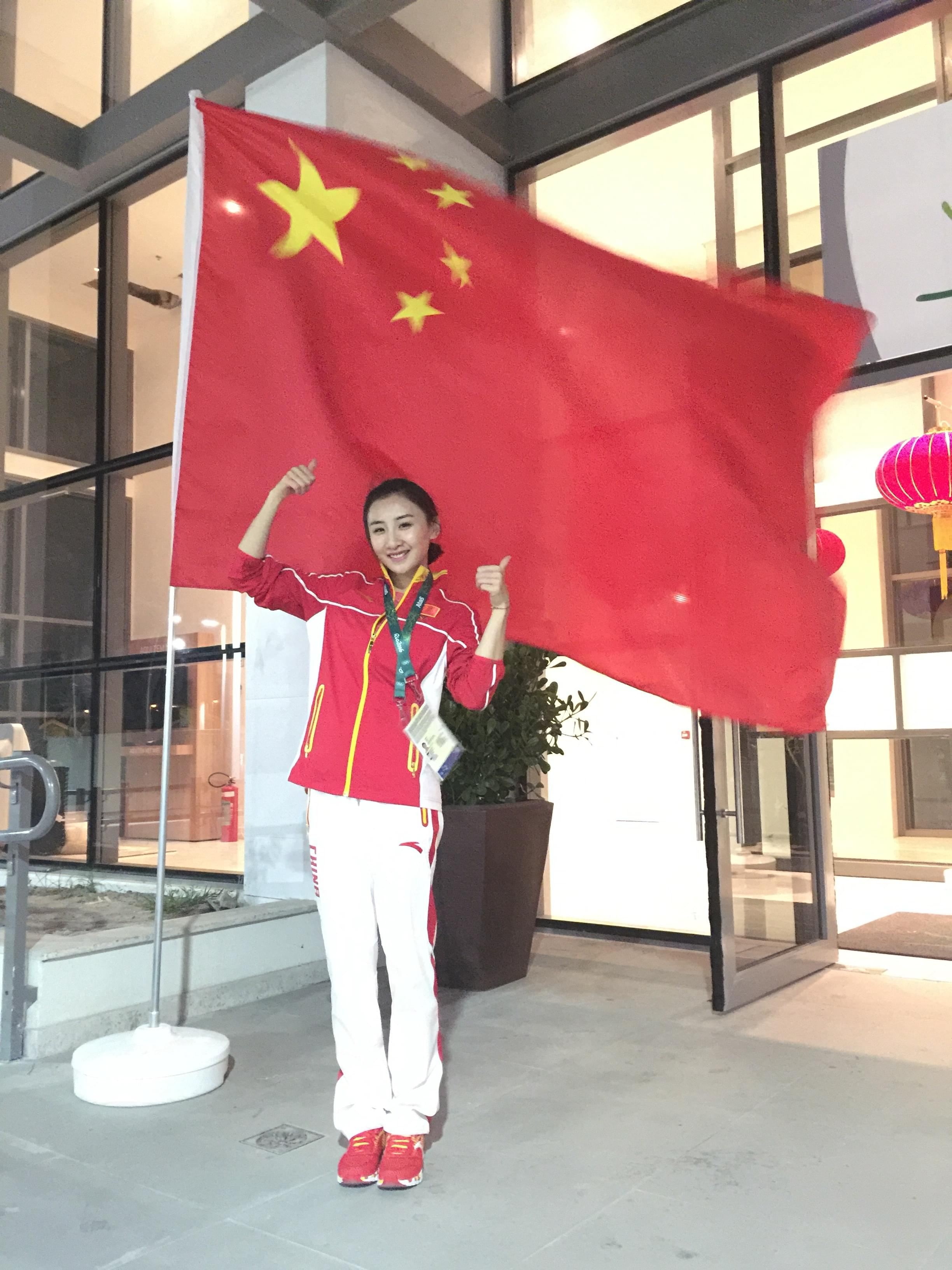 蹦床公主何雯娜退役:人不可能总活在过去