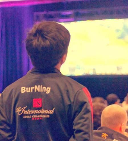 BurNIng官方纪录片:9年职业生涯依旧充满激情
